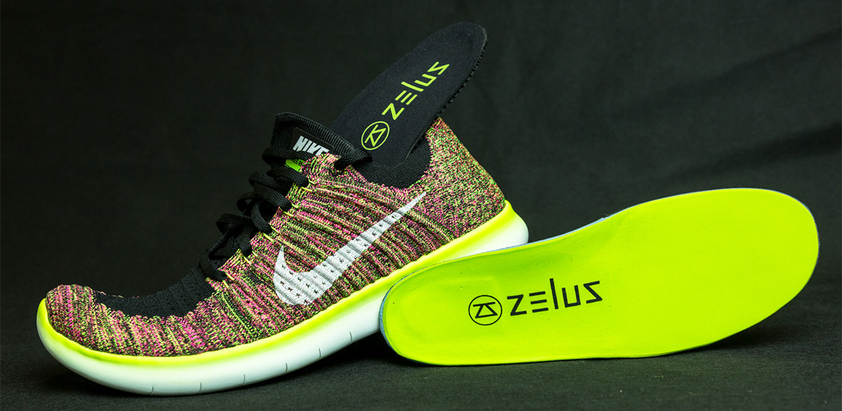 Zelus Olympus Shoe Blog